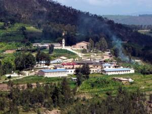 La piccola comunità di Cyeza